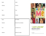"Storytown Grade 4 Lesson 17 - ""Just Like Me"" Brochure"