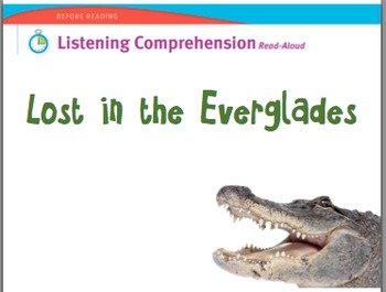 """Storytown Grade 5 Lesson 30 """"Exploring the Gulf Coast"""" Weekly PowerPoint"""