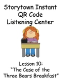 Storytown Instant QR Code Listening Center, Case of the Th