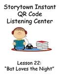 Storytown Instant QR Code Listening Center, Lesson 22:  Ba