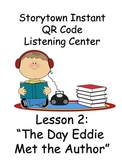 Storytown Instant QR Code Listening Center, L2: The Day Ed