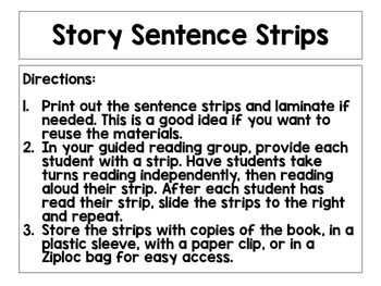 Guided Reading Pack: Storytown Kindergarten Book 6 I Can Nap
