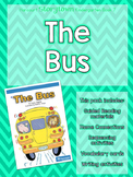 Guided Reading Pack: Storytown Kindergarten Book 7 The Bus