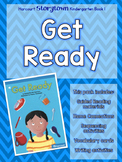 Guided Reading Pack: Storytown Kindergarten Book 1 Get Ready