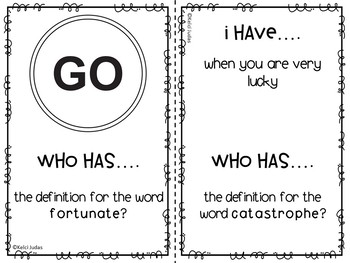 Storytown Lesson 12 Vocabulary Game
