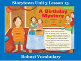 Storytown Lesson 15 Vocabulary Powerpoint - Grade 2