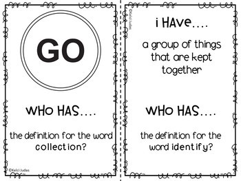 Storytown Lesson 28 Vocabulary Game [2nd Grade]