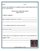 Storytown Man Who Made Time Travel Activity Packet: Vocabu
