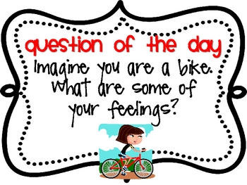 Storytown Question of the Day Theme 2