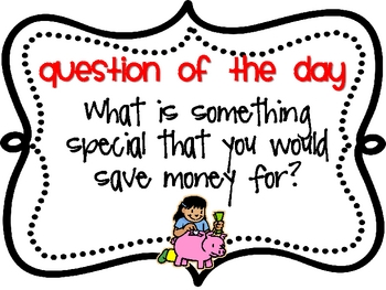 Storytown Question of the Day Theme 5