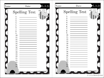 Storytown Spelling Grade 5 Resources