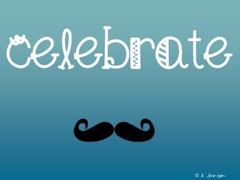 Storytown Spelling Words POWERPOINT Lesson 13: Big Bushy Mustache {2ND GRADE}