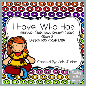 Storytown Vocabulary Worksheets Teaching Resources TpT