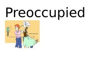 Storytown Vocabulary Kindergarten Theme 2