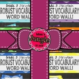 Storytown Word Wall Bundle Grade 3
