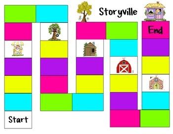 Storyville Retelling Game