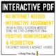 Stove & Oven Temperature Digital Interactive Task Card Activity BUNDLE