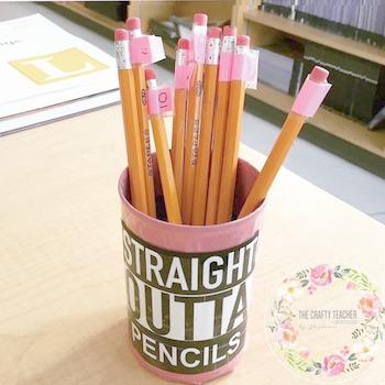 Straight Outta Pencils