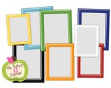 Digital Straight  Frames: Shiny Primary