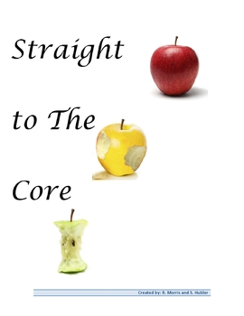 Straight To The Core Cover