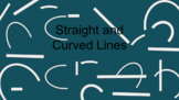 Straight and Curved lines- ABC