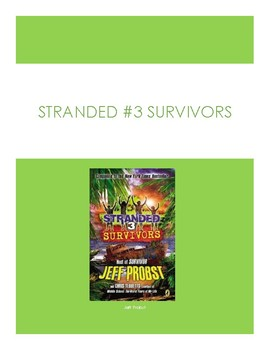 Stranded 3 Survivors Battle of the Books Questions