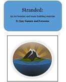 Stranded:  Island survival icebreaker/team-building
