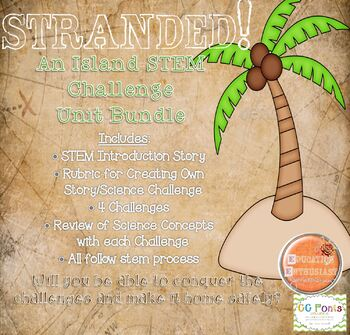 Stranded STEM Challenges Unit