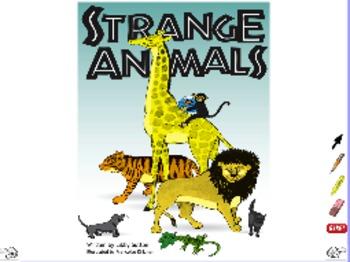 Strange Animals - ActivInspire Flipchart