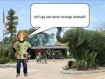 Strange Animals Powerpoint - Australia