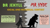 Strange Case of Dr Jekyll and Mr Hyde - Social and Histori