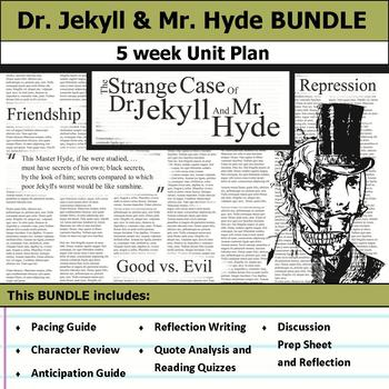 Strange Case of Dr Jekyll and Mr Hyde Unit