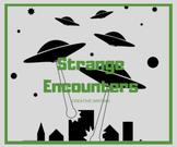 Strange Encounters Recount & Procedure Writing