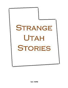 Strange Utah Stories