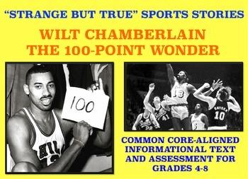 Strange and Amazing Sports #3: The 100-Point Wonder