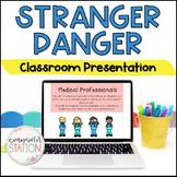 Stranger Danger Personal Safety Elementary Lesson - PDF an
