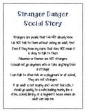 Stranger Danger: A Social Story