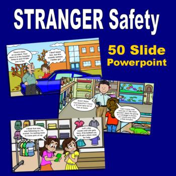 Stranger Danger / Awareness Safety Powerpoint