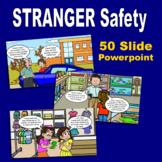 Stranger Danger / Awareness Safety Powerpoint