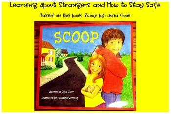Stranger Danger Life Skills Unit based on SCOOP by Julia Cook