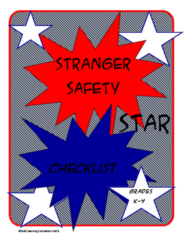 Stranger Safety Rules and Practices