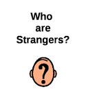 Stranger Danger Social Story - 9 pages (editable) -  Special Education Autism