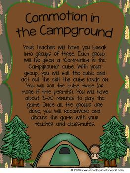 Stranger Danger and Me, A Guidance Lesson for Grades 4-6