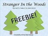 Stranger In the Woods {Response Sheets}