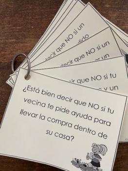 Stranger Safety for Elementary students (Spanish Version)