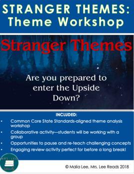 Stranger Themes: Exploring Theme