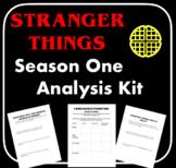 Stranger Things Science Fiction Analysis Kit