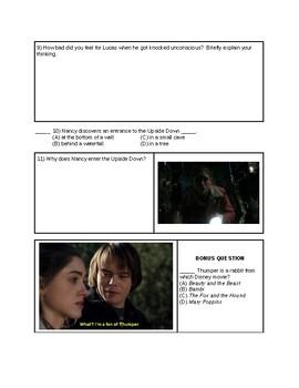 Stranger Things - Season 1, Episode 5 questions