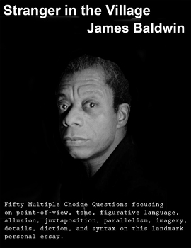 Stranger in the Village by James Baldwin-Test