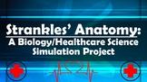 Strankles' Anatomy: A Hospital Simulation Project